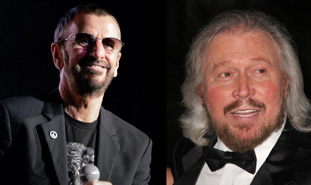 El exBeatle Ringo Starr y Barry Gibb, único sobreviviente de los Bee Gees, encabezan la lista de Condecoraciones de Año Nuevo de la corona británica