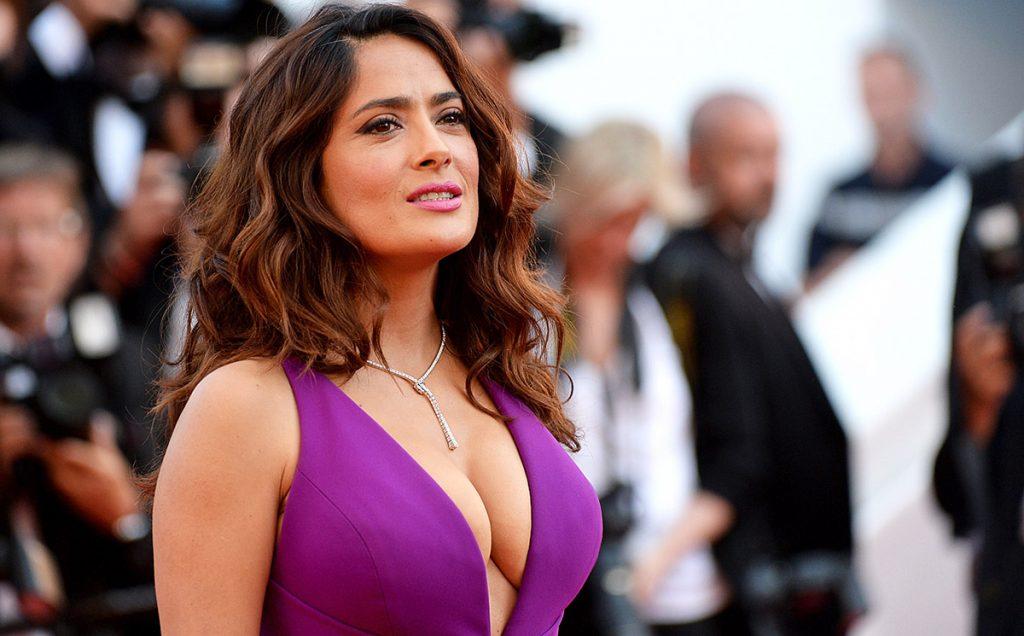 """La actriz Salma Hayek confesó que durante todo el rodaje de """"Frida"""" vivió una pesadilla rechazando todas las propuestas sexuales de Harvey Weinstein"""