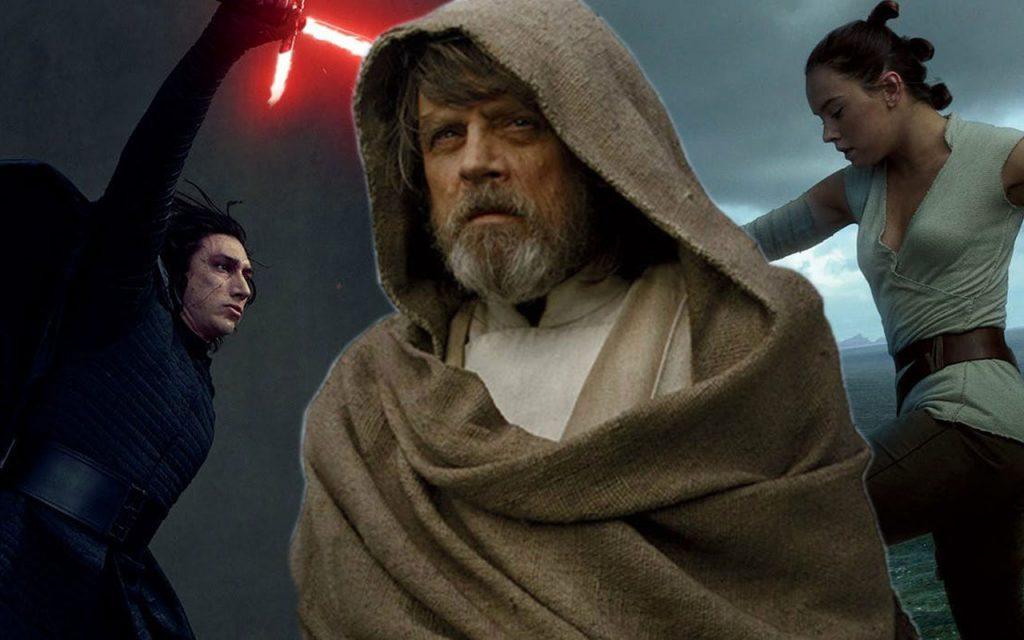 George Lucas, encantado con Star Wars: The Last Jedi
