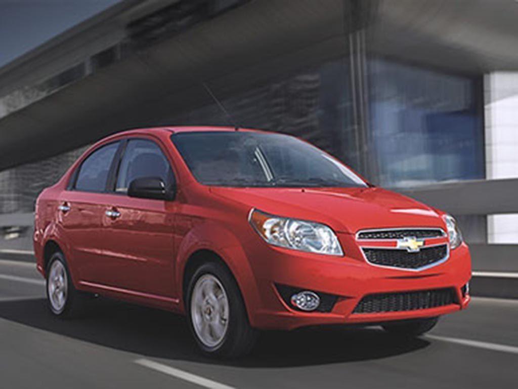 Aveo, un auto más seguro en 2018, promete General Motors