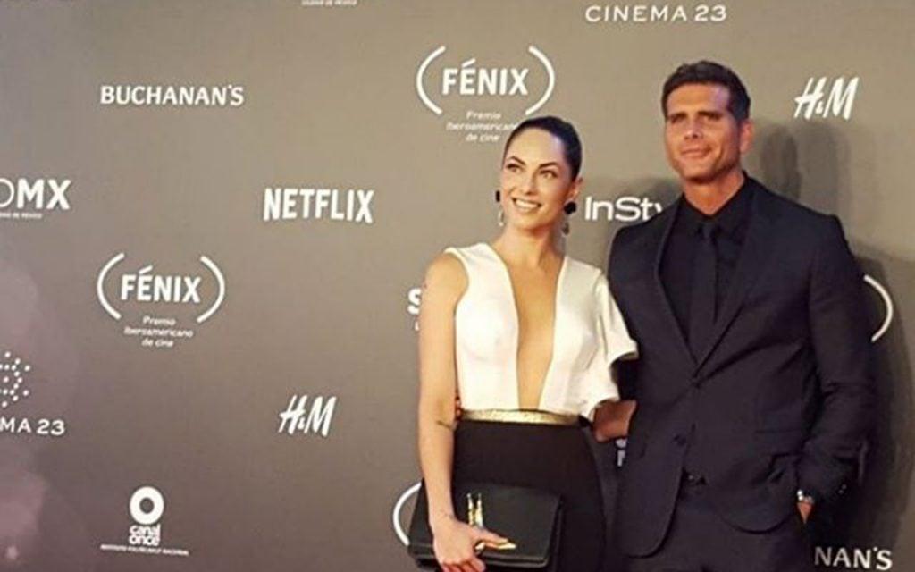 Bárbara Mori y Christian Meier, ¿estrenan romance?