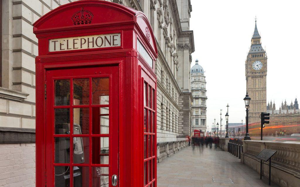 Cabinas telefónicas rojas británicas, su nueva vida