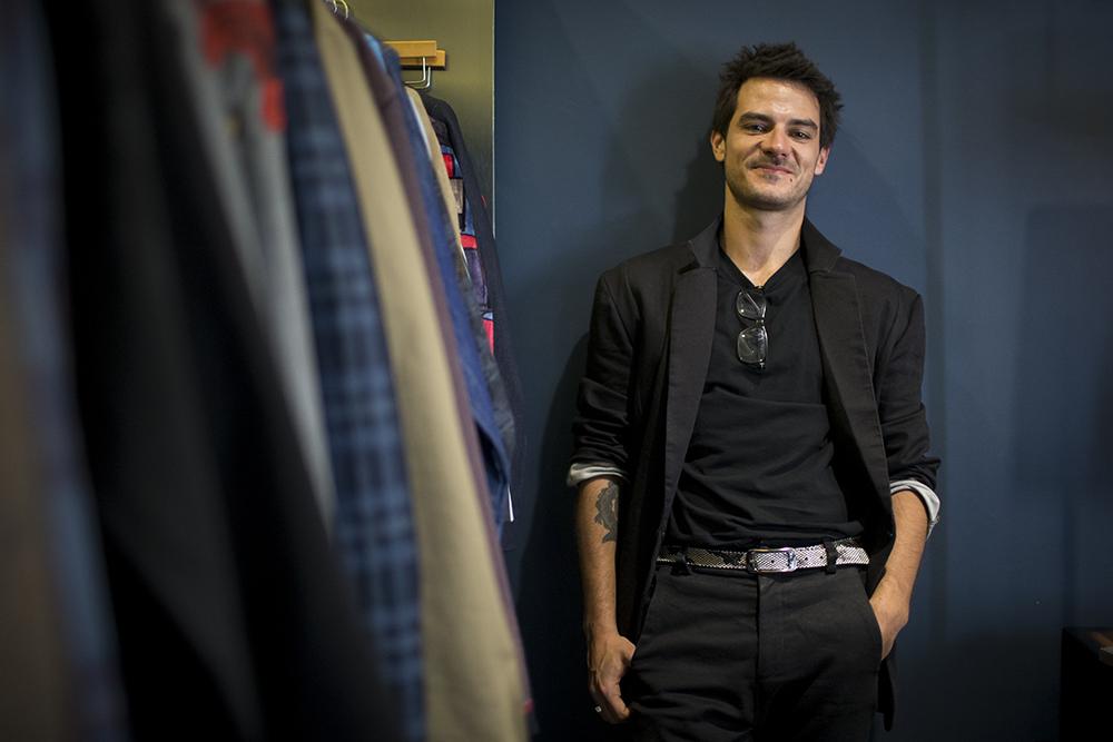 Jorge Orozco, diseñador colombiano