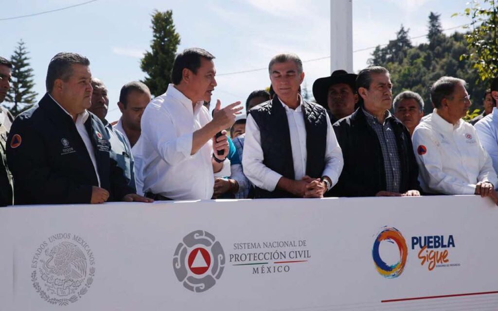 Amnistía a criminales, ocurrencia muy peligrosa: Osorio Chong