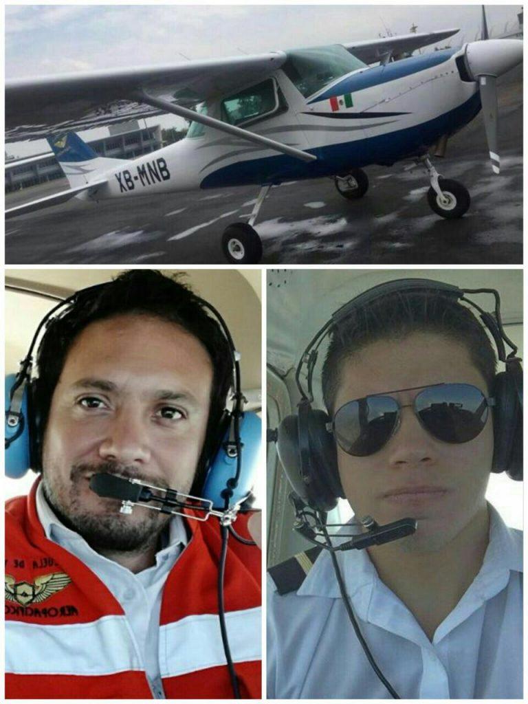 Desaparece Cessna y su tripulación entre Guerrero y Morelos