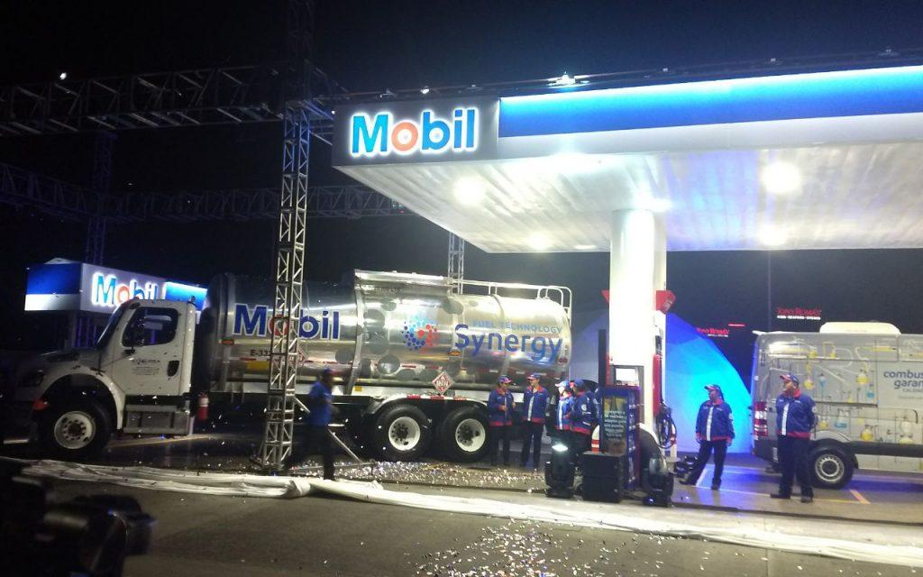Mobil inaugura 8 estaciones de servicio en Querétaro