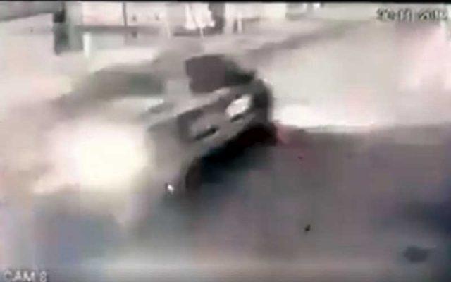Imágenes fuertes: Mando en Tulancingo atropella y mata a menor