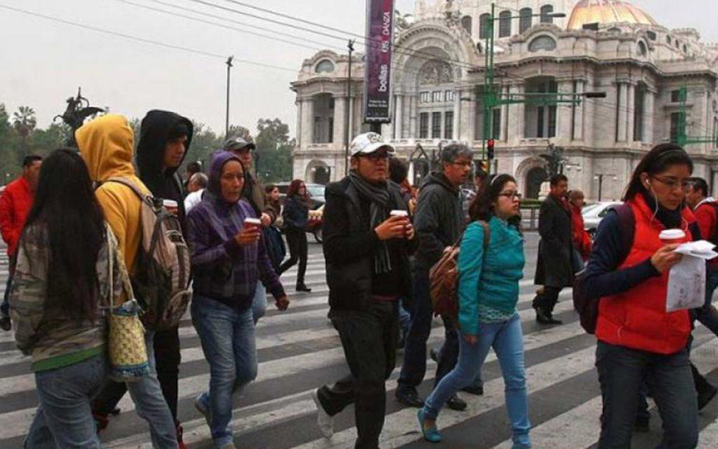 Alerta Roja en seis delegaciones por bajas temperaturas
