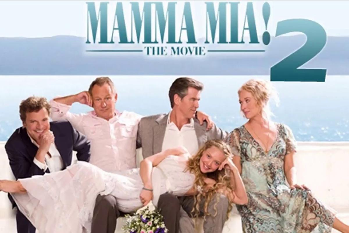 Mamma Mia 2 Erscheinungsdatum