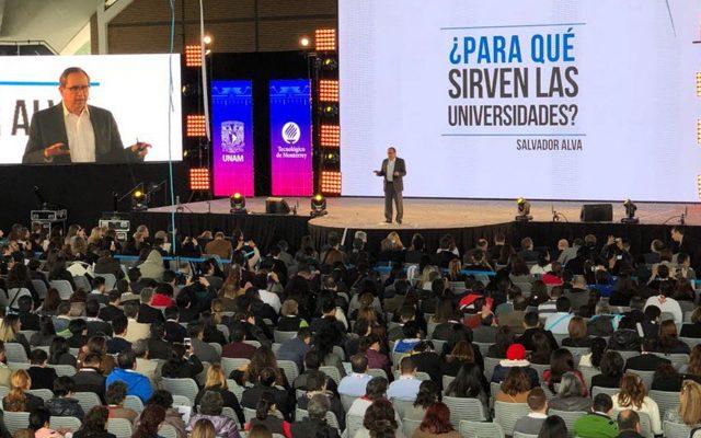Jóvenes, solución a los problemas de México: Tec de Monterrey
