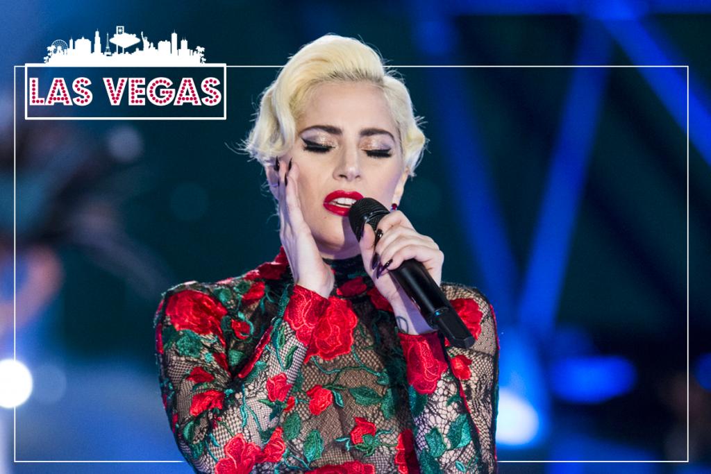 Lady Gaga tendrá espectáculo permanente en Las Vegas durante 2 años