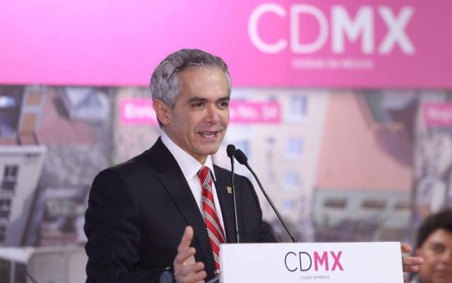 Miguel Ángel Mancera critica liberación de presos reincidentes