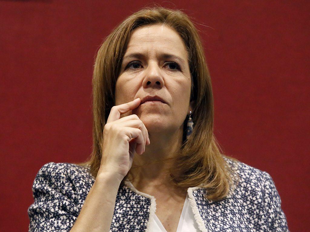Margarita Zavala afirma defenderá a mujeres para que vivan sin miedo