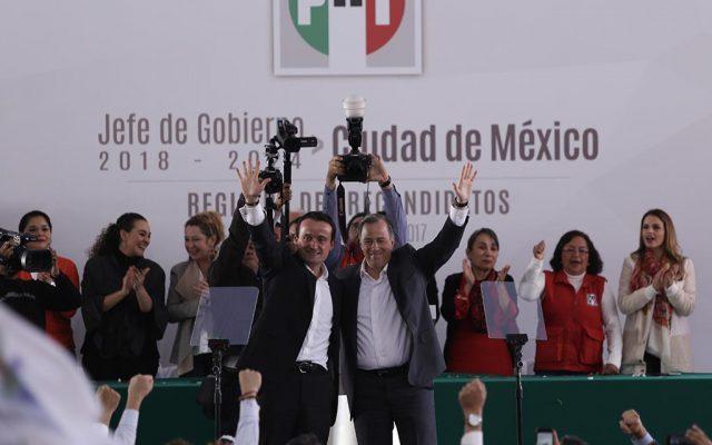 Meade deslinda a coalición del PRI con Nueva Alianza del caso Gordillo