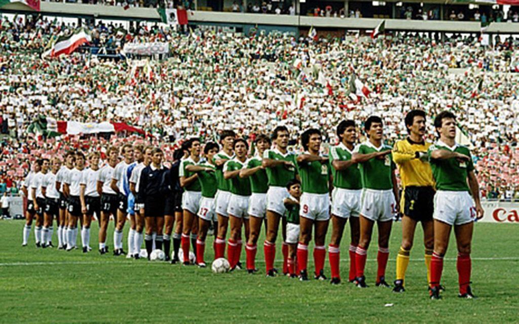México vs. Alemania, los recuerdos de Pablo Larios