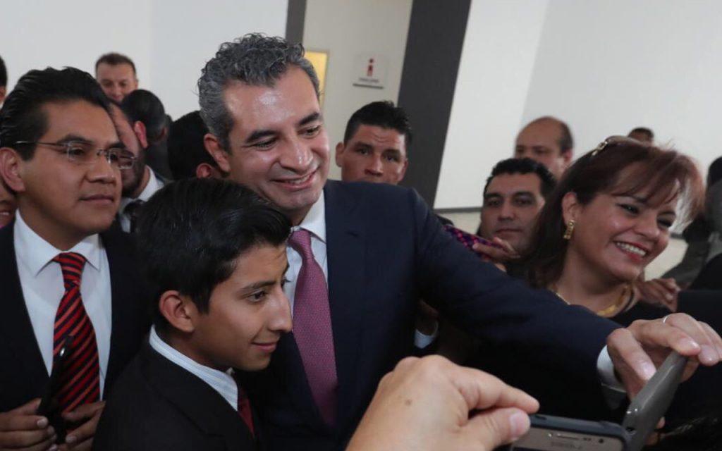 """AMLO ya no es candidato serio, """"entró en pánico"""": Ochoa Reza"""