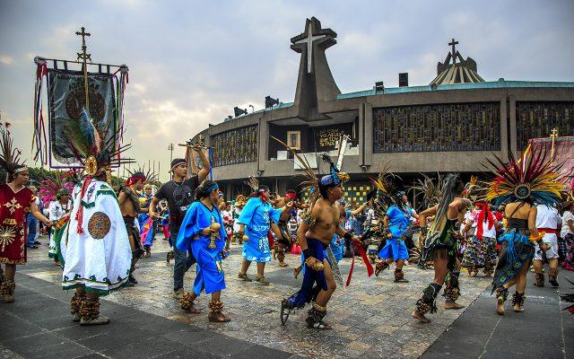 Más de 3 millones de feligreses han llegado a la Basílica de Guadalupe