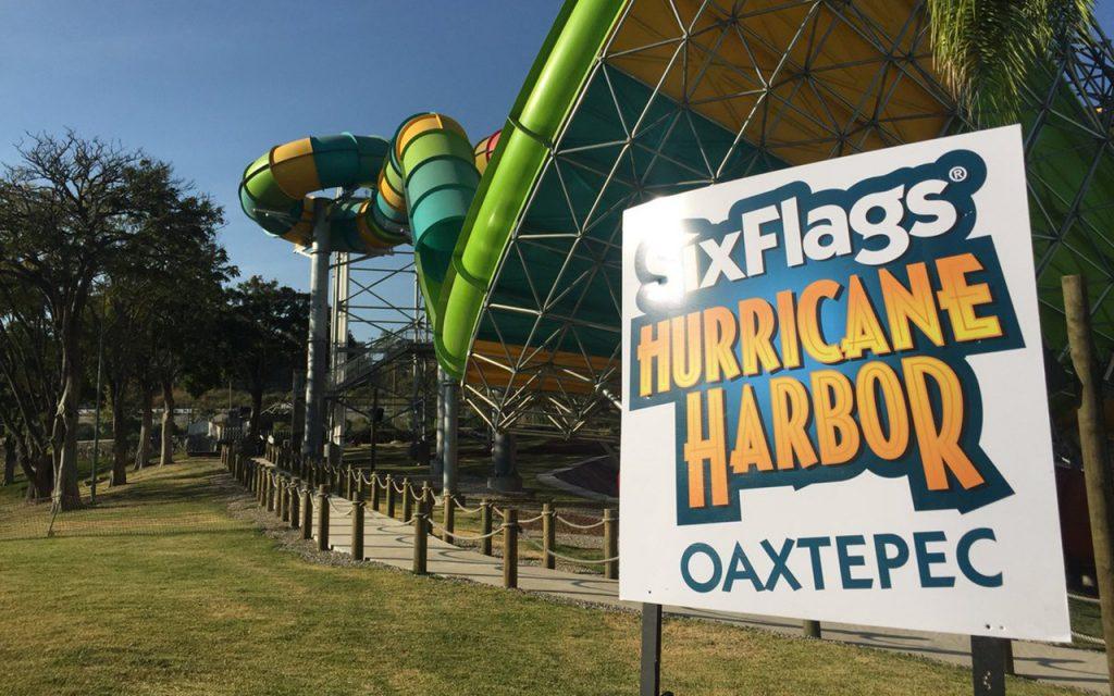 Six Flags Oaxtepec y parque del IMSS reabren tras sismos