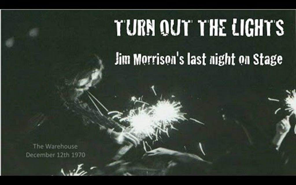 El último show de Jim Morrison y The Doors, muy musical