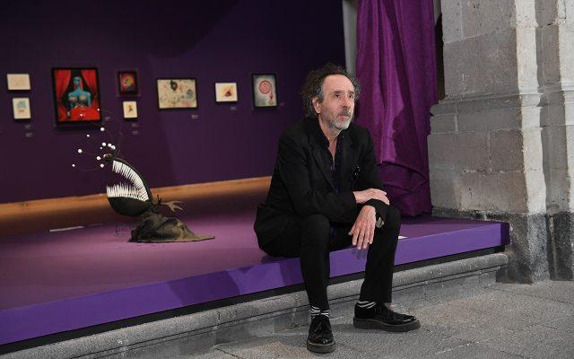 Tim Burton muestra su extraño mundo en la CDMX