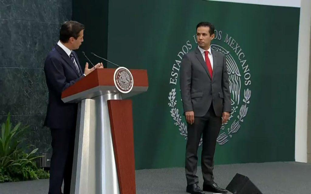 Tuffic Miguel Ortega promete seguir con reforzamiento financiero en IMSS