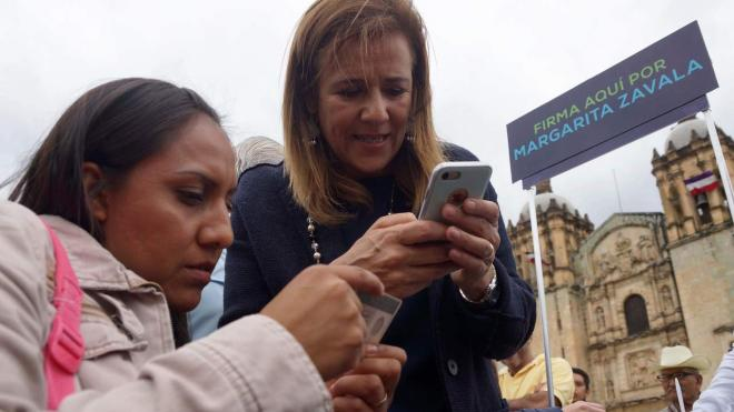 Cárcel especial para corruptos, propone Margarita Zavala