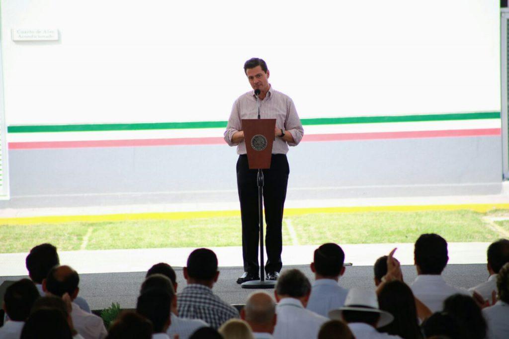 EPN amplía cobertura de Seguro Popular