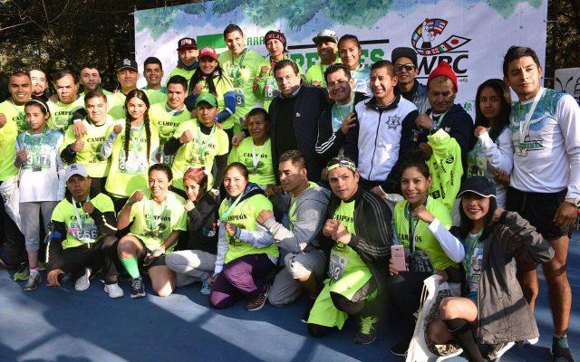 Celebra CMB 5ª Carrera de Campeones