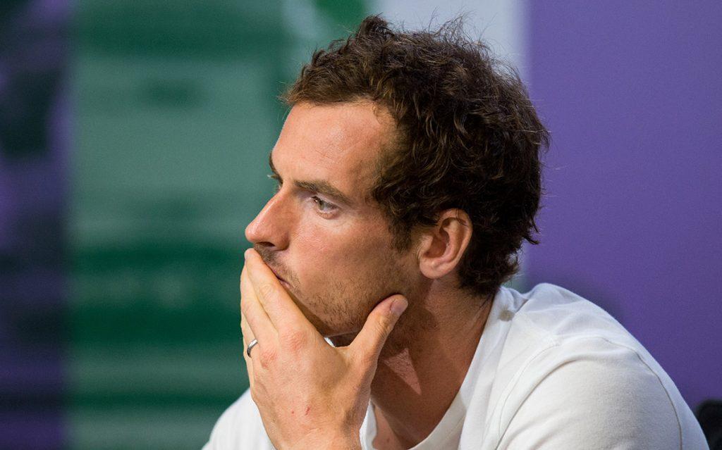El tenista británico Andy Murray se perderá el primer Grand Slam de la temporada por los problemas de cadera que arrastra desde hace tiempo