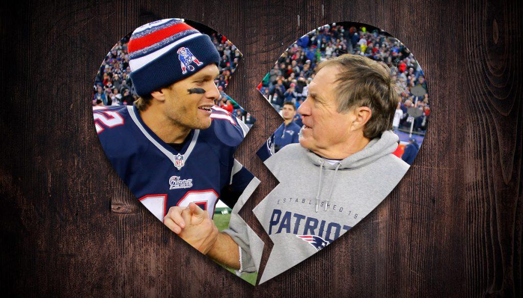 Según un reportaje de ESPN, la tensión entre Tom Brady, Bill Belichick e incluso el dueño Robert Kraft, tendrían a los Patriotas de Nueva Inglaterra al borde del colapso