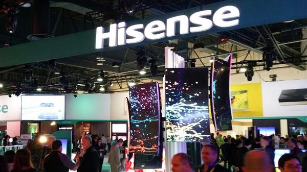 Pantallas Hisense Laser TV 4K 100″incluirán asistente de voz Alexa