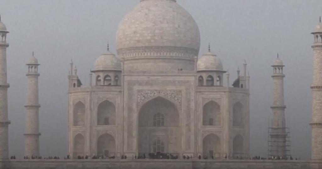 India limitará el acceso al Taj Mahal