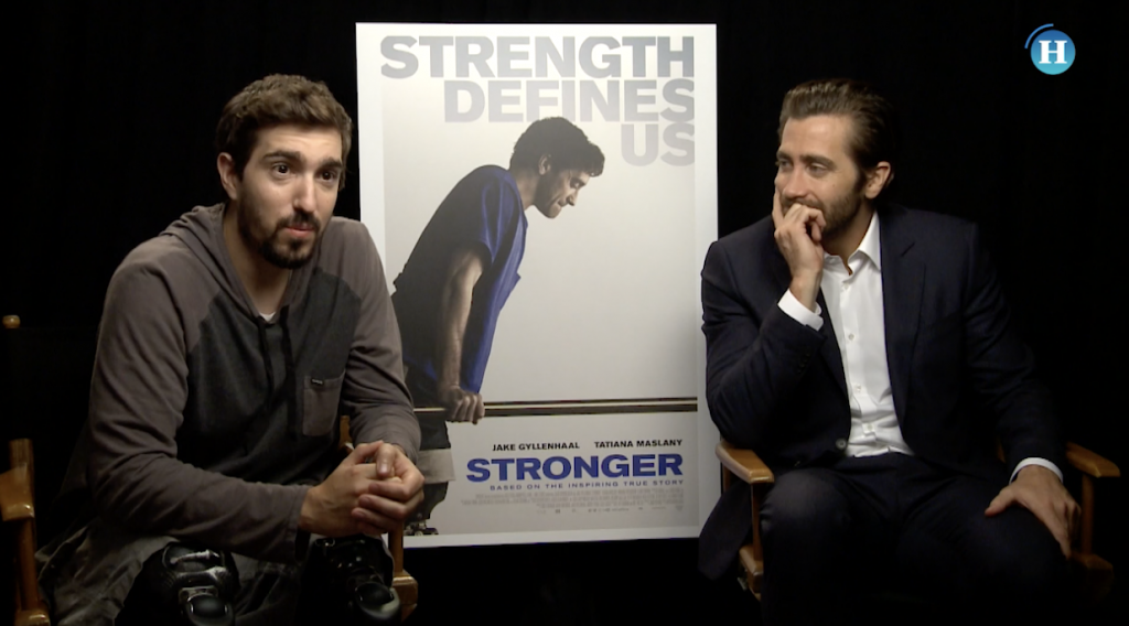 Exclusiva con Jake Gyllenhaal y Jeff Bauman