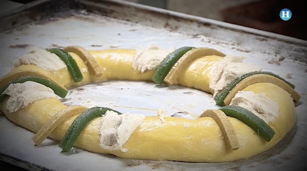 La Rosca de Reyes de la panadería más antigua