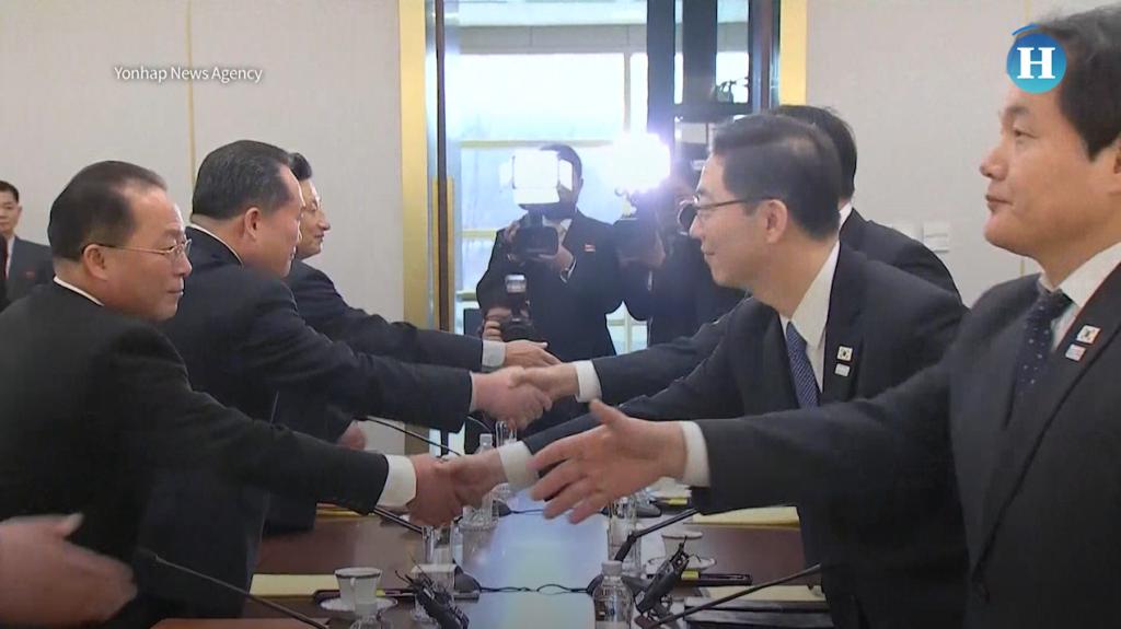 Corea del Norte dialogó con Corea del Sur por el tema de las Olimpiadas