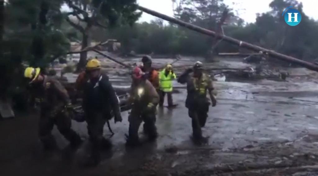 Inundación en California deja 13 muertos
