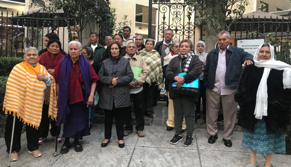 Aumentaron pensiones para adultos mayores de la CDMX