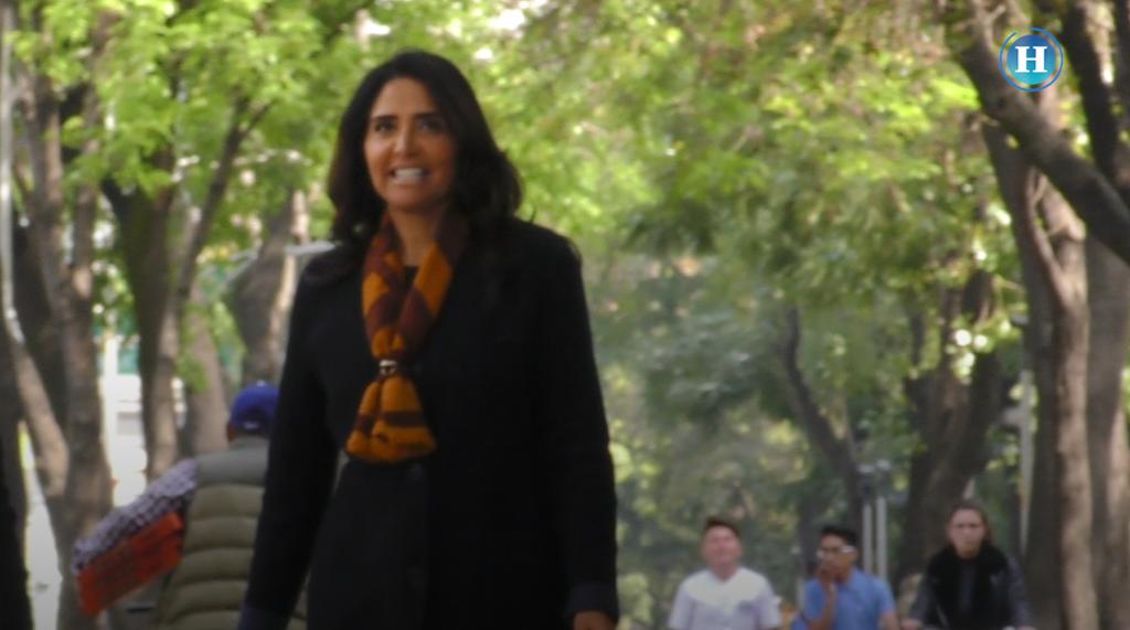 Alejandra Barrales promete un cambio verdadero en la CDMX
