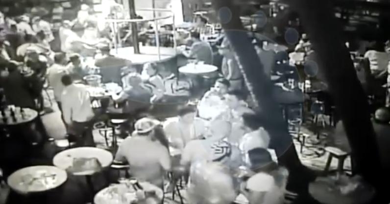 Difunden video de la agresión en bar de Acapulco, Baby Lobster