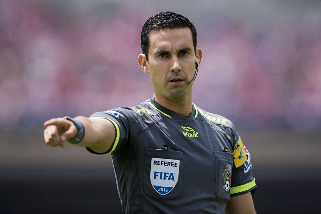 Para el árbitro César Ramos, representar a México en la Copa del Mundo de Rusia es un honor ganado con su trabajo en la cancha