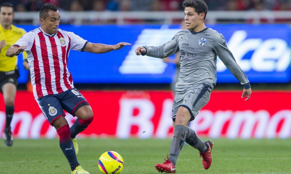 Las Chivas Rayadas del Guadalajara siguen sin ganar en su estadio y ahora perdieron 1-2 con los Rayados del Monterrey, dentro de la fecha 4 del Clausura