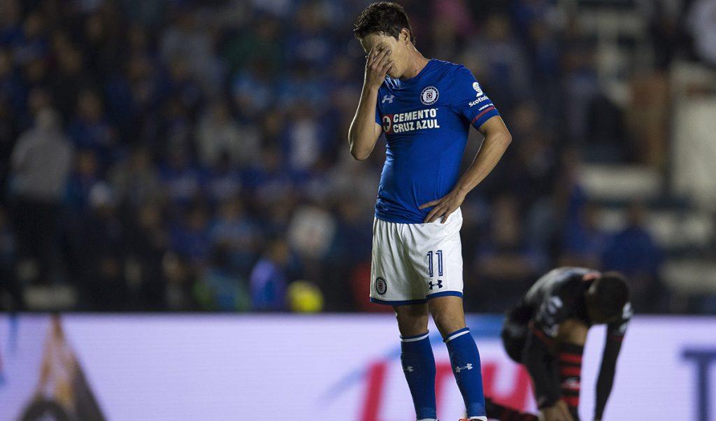 En el partido de presentación de Pedro Caixinha al frente de Cruz Azul, el equipo cementero evidenció falta de contundencia y terminó sin goles con Xolos
