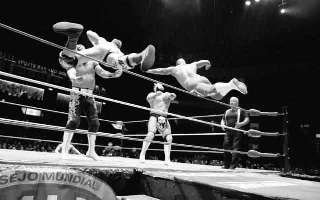 ¡Tenemos boletos para las luchas en la Arena México!