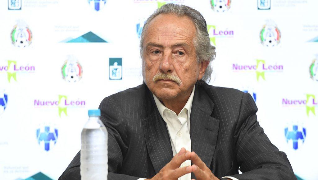 Decio de María, presidente de la Federación Mexicana de Futbol (FMF), aseguró que México está preparado para ser sede del Mundial 2026