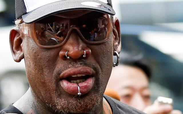 El ex astro de la NBA, Dennis Rodman, ingresó a centro de rehabilitación por alcoholismo, luego de ser arrestado por conducir en estado de ebriedad