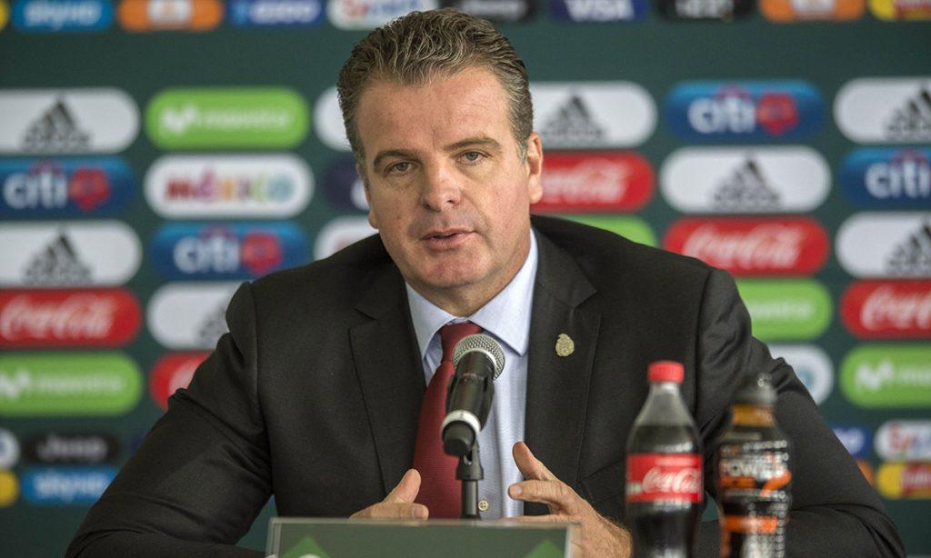 Dennis Te Kloese, director de Selecciones Nacionales, informó que el 9 de junio el Tricolor enfrentará a Dinamarca, antes de llegar a la sede mundialista