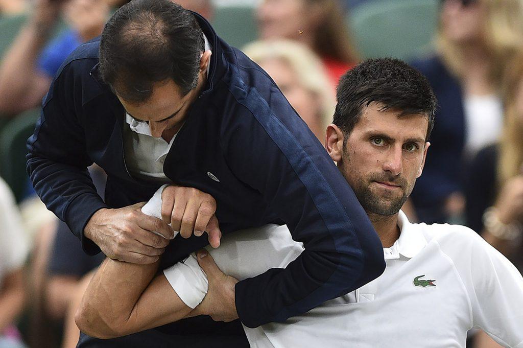 Tras casi 6 meses de inactividad por lesión, el tenista serbio Novak Djokovic anunció que jugará el primer Grand Slam de la temporada