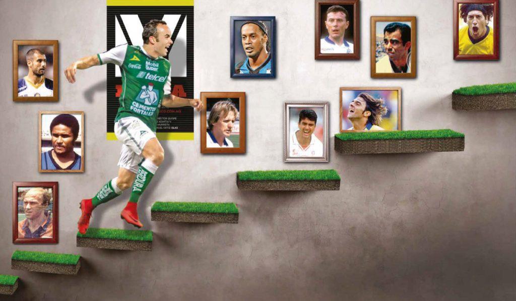 Grandes estrellas incluso mayores que Landon Donovan han llegado a la Liga MX y muy pocas han trascendido