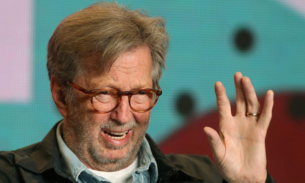 El legendario guitarrista británico Eric Clapton reveló en una entrevista que tiene una disfunción auditiva y otra en el sistema nervioso
