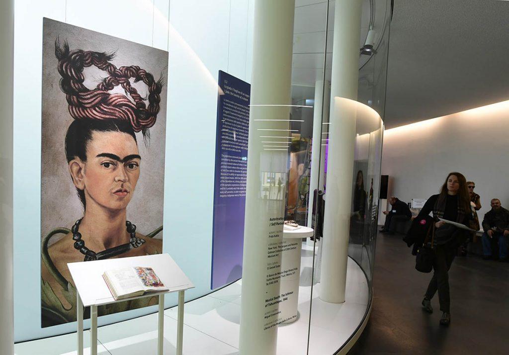 Exposición de Frida Kahlo en Italia busca ir